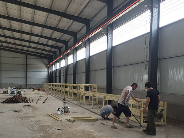 about calcium silicate board equipment